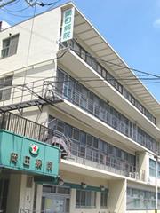 岡田病院外観