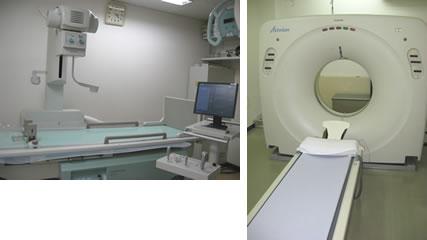 放射線科X線装置・CT